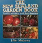 The New Zealand Garden Book