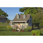9 x 8 Pennfield Cottage Panelized Kit