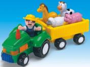 Megcos 1274 Sing Along Farm Tractor