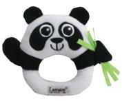 Lamaze High-Contrast Panda Rattle