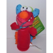 Tolo Doodles Giggle Sticks Red Monster Baby Squeaker Toy