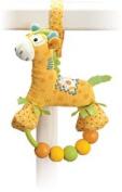 GUND Baby - Hopscotch Beaded Rattle Giraffe