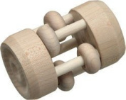 Maple Landmark 72113 Montgomery Schoolhouse - Rattles - Mini Natural Spin