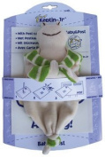 Organic Frog Rattle Squeaky