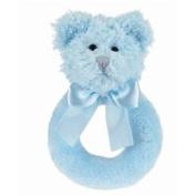 Bearington Collection Bear Hugs Soft Rattle