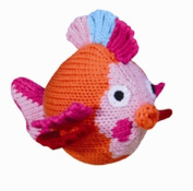Kissandra the Fish Organic Rattle