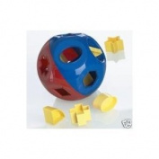 Tuppereware Shape-O Ball Toy
