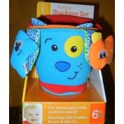 SOHO 10.2cm 1 Soft Kahki Nappy bag