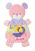 Kids Preferred Label Loveys Teether Blanket, Little Lovey Bear