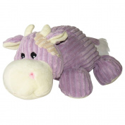 Hagen Dogit Luvz Plush Toy, Purple Cow