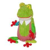 The Deglingos Plush Toy, Croakos The Frog