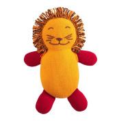 Fair Indigo Roar the Lion Organic Stuffed Animal