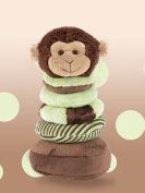 Bearington Baby Collection Giggles Stacker