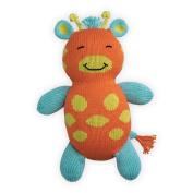 Fair Indigo Jiffy the Giraffe Organic Stuffed Animal