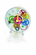 AMAZING FIRST TIME CLOCK FOR KIDS BY FASCINATIONS- FIRSTTC1