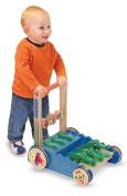 Chomp and Clack Alligator Push Toy -