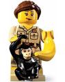 LEGO Zookeeper 8805 Series 5 Minifigure