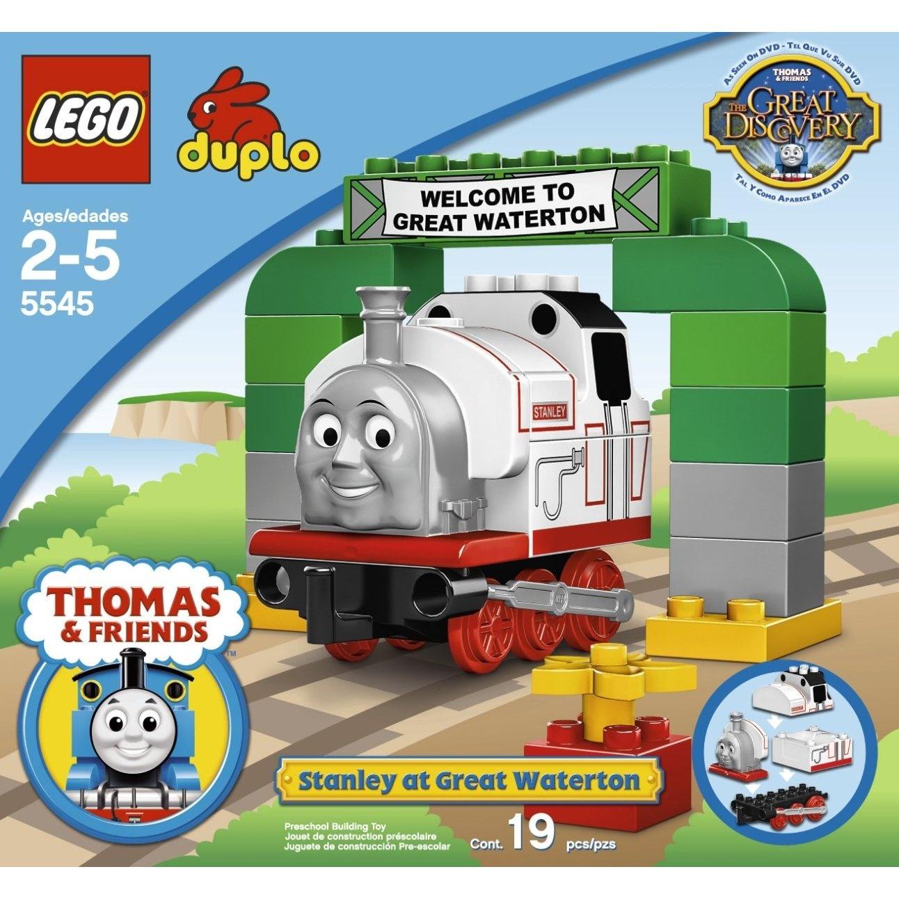 Dvd Lego Buy Online From 5547 Duplo James Celebrates Sodor Day