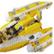 Lego Star Wars Anakin's Y-Wing Starfighter Style# 8037