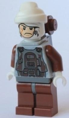 LEGO® Star Wars Dengar Figure - from set 10221
