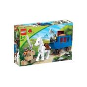 Lego Duplo Castle 4862 AMBUSH!