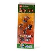 Dwarf Warrior Battle Pack