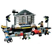 LEGO Studios Explosion Studio, 232 Pieces, 1352