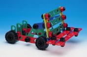 118 Piece Builderific building set toy