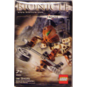 Lego Bionicle Matoran Mini Box Set Figure #8584 Hewkii