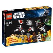 LEGO 2011 Star Wars Advent Calendar 7958
