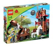 Lego Duplo Castle - 4863 Sentry & Catapult