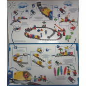 LEGO Duplo Explore 3325 Intelli-Train Gift Set Preschool Building Toy