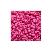 720 Hot Pink Opaque Pony Beads