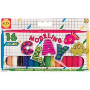 Modelling Clay Assorted 16-Pack