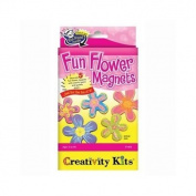 Creativity For Kids Creativity for Kids Mini Kit Fun Flower Magnets