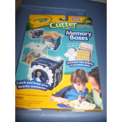 """. Cutter, Cutter Project Kit """"Memory Boxes"""""""