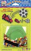 Perler Fuse Bead Starter Kits-Kick & Score