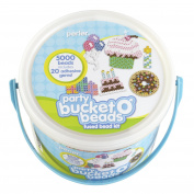 Perler Fused Bead Kit, Party Bucket o' Beads