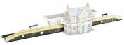 Superquick A1 Station Platforms - Card Kit, Overall Size