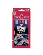 Creativity For Kids Metallic Coloured Ecopencil, 12/pkg