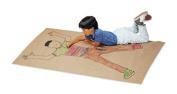 Pacon Kraft Paper Roll 90cm . x 30m roll brown