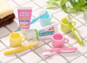 Iwako Japanese Erasers