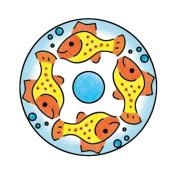 Ravensburger 2-in-1 Mandala-Designer Ocean Dreams