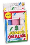 Alex Toys Jumbo Sidewalk Chalks