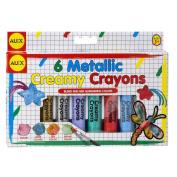 ALEX. Toys - Artist Studio Metallic Creamy Crayons 246M