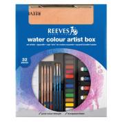 Reeves Watercolour Paint Artist Box