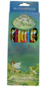 Disney Tinker Bell 10ct Coloured Pencils [Toy] [Toy]