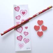 Valentine Stationery Set