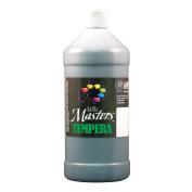 Rock Paint- Handy Art RPC203755 Little Masters Black 32Oz Tempera Paint