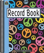 Teacher Created Resources TCR2725 Peace Signs Record Book